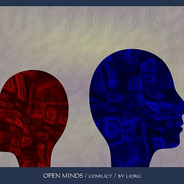 Open Minds / Conflict by liorg