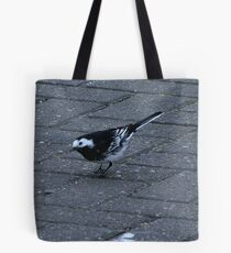 A Pied Wagtail Tote Bag