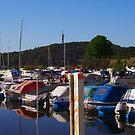 Kristiansand Marina by trish725