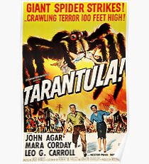 Tarantula - vintage horror movie poster Poster