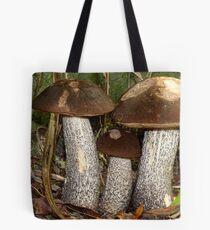 Make Room Please...! - Wild Mushrooms - NZ Tote Bag