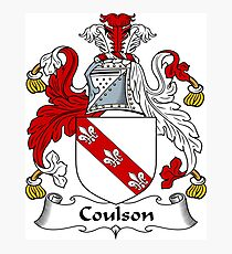 Coulson Photographic Print