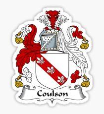 Coulson Sticker