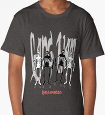 GANGNAM Style Halloween Skeletons Dancing  Long T-Shirt