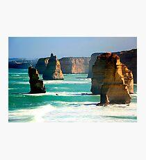 The Twelve Apostles Australia Photographic Print