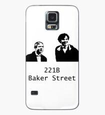 221B Baker Street Case/Skin for Samsung Galaxy