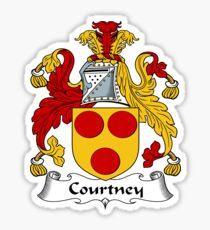 Courtney Sticker