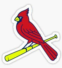 cardinals baseball Sticker