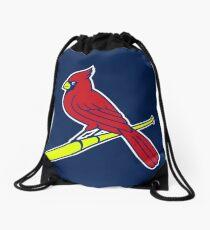 cardinals baseball Drawstring Bag