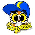 Payaso Urban Owl by PharaohLord