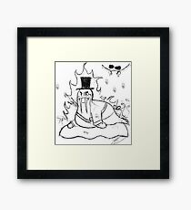 The Ultimate Walrus Framed Print
