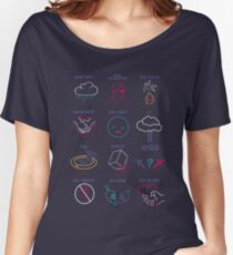 after laughter signs Women's Relaxed Fit T-Shirt