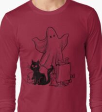 Trick Or Treat Party Long Sleeve T-Shirt