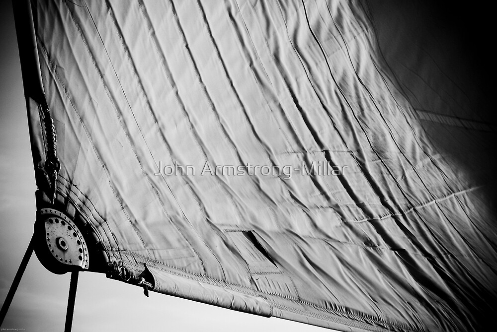 Sail by John Armstrong-Millar