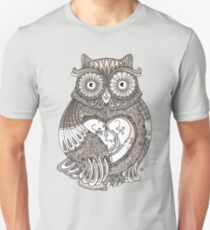 The Timely Owl Tee Unisex T-Shirt