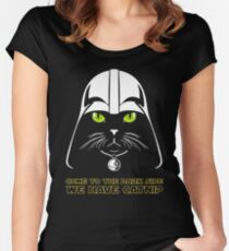 Come to the Dark Side Women's Fitted Scoop T-Shirt