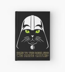 Come to the Dark Side Hardcover Journal