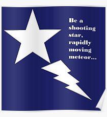 Shooting Star Poster