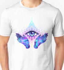 Mysterious Hands Unisex T-Shirt