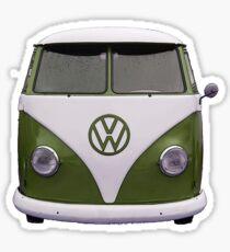 Vintage Kombi Sticker