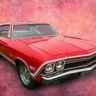 68 Chevelle by Keith Hawley