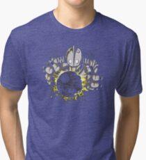 the iron giant Tri-blend T-Shirt