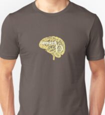 Smart brain and clever mind, m in d Unisex T-Shirt