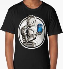 the iron giant Long T-Shirt
