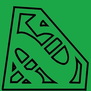 senate skate logo by airplanebrand