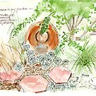 A corner in my garden by Maree Clarkson