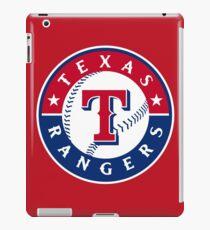 texas rangers iPad Case/Skin