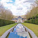 The Rill - Château de Bizy by John Thurgood