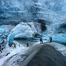 The Ice Cave by John Dekker