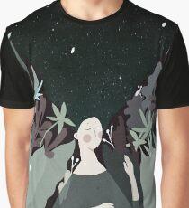 sleepiness Graphic T-Shirt
