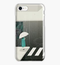 let it rain iPhone Case/Skin