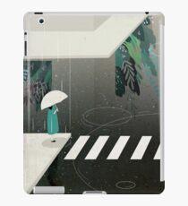Lass es regnen iPad-Hülle & Klebefolie