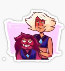 Famethyst Sticker