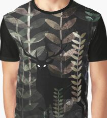glass forest Graphic T-Shirt