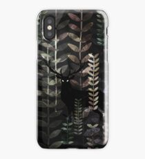 glass forest iPhone Case