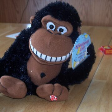 Monkey by Alaindrea