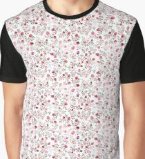 pomegranates pattern Graphic T-Shirt