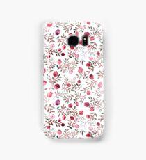 pomegranates pattern Samsung Galaxy Case/Skin