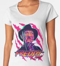 Freddy Krueger StayRad! Women's Premium T-Shirt