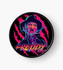 Freddy Krueger StayRad! Clock