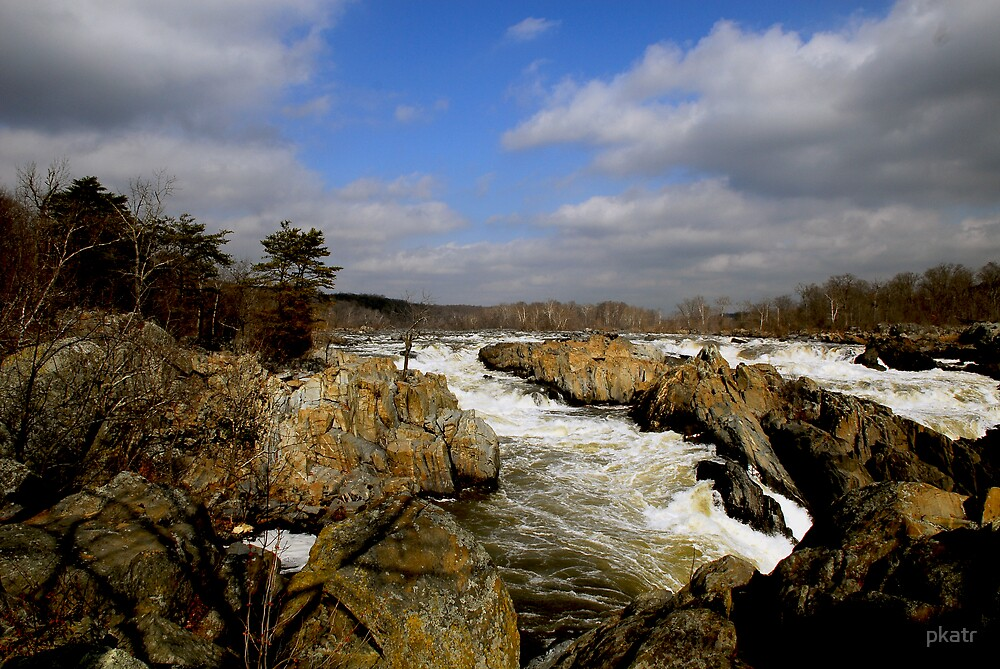 Potomac Great Falls by pkatr