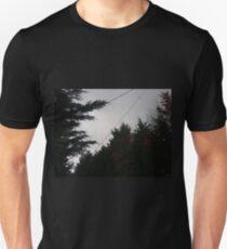 Dying Cedars (Omens of Death) Unisex T-Shirt
