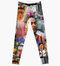 frida kahlo Leggings