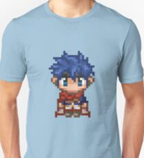 Pixel Ike - Fire Emblem : Path of Radiance Unisex T-Shirt