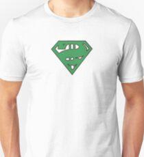 super senate in original green T-Shirt
