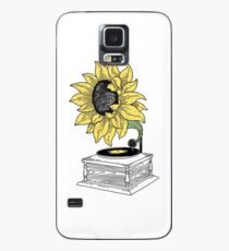 Singing in the sun Case/Skin for Samsung Galaxy